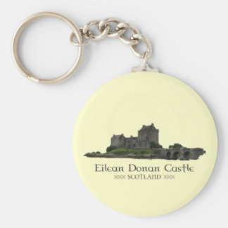 Eilean Donanの城 キーホルダー