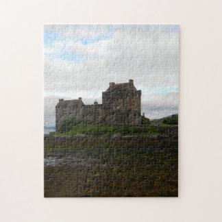Eilean Donanの城、スコットランド ジグソーパズル
