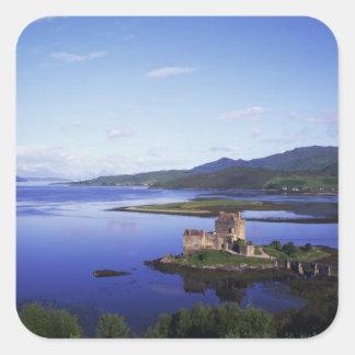 Eilean Donanの城、Dornieの高地、 スクエアシール