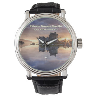 Eilean Donan -マッケンジーまたはMacRae 腕時計