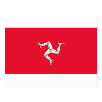 Eilean Mhanainnの人のケルト族の島 ポストカード