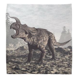 Einiosaurusの恐竜- 3Dは描写します バンダナ