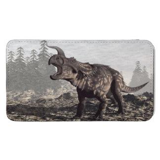 Einiosaurusの恐竜- 3Dは描写します Galaxy S5 ポーチ