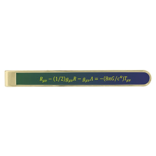 Einstein's field equations 金色 ネクタイピン