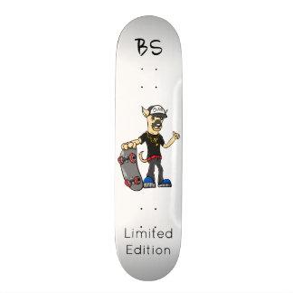 (Ekahiの)マンガのキャラクタシリーズスケートボードのデッキ 18.1cm オールドスクールスケートボードデッキ