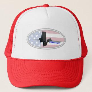 EKGの救急医療隊員米国 キャップ