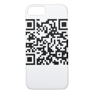 EKLEKTIXによるバーコード iPhone 8/7ケース