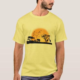 EKLEKTIXによるSERENGETIのワイシャツ Tシャツ