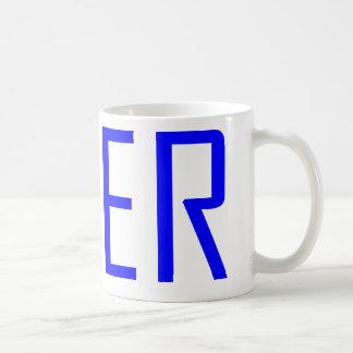 EKLEKTIXによるUBERのギア コーヒーマグカップ