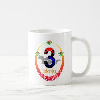'ekolu(THREE) コーヒーマグカップ
