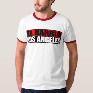 Elのバリオのロサンゼルスのワイシャツ Tシャツ