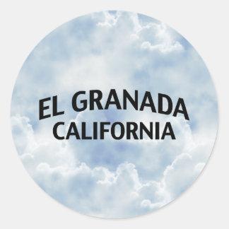 Elグラナダカリフォルニア ラウンドシール