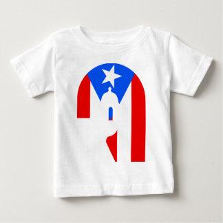 elモロプエルトリコ.png ベビーTシャツ
