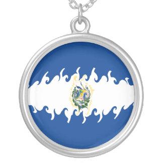 El|サルバドル|すごい|旗 カスタムジュエリー