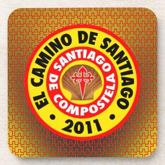 El Camino deサンティアゴ2011年 コースター