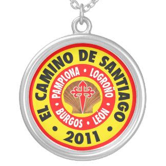 El Camino Deサンティアゴ2011年 シルバープレートネックレス
