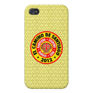 El Camino Deサンティアゴ2012年 iPhone 4 カバー