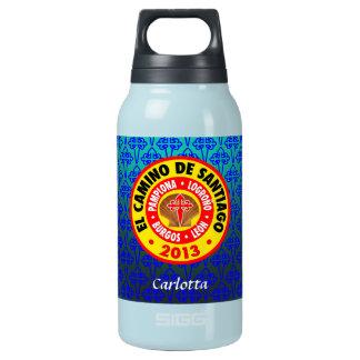 El Camino Deサンティアゴ2013年 断熱ウォーターボトル