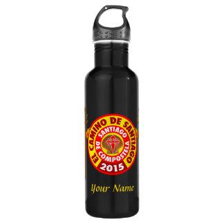 El Camino Deサンティアゴ2015年 ウォーターボトル