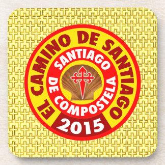 El Camino deサンティアゴ2015年 コースター
