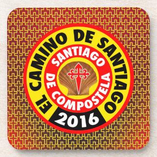 El Camino deサンティアゴ2016年 コースター