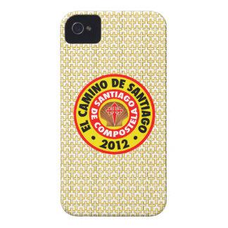 El Camino deサンティアゴ・デ・コンポステーラ2012年 Case-Mate iPhone 4 ケース