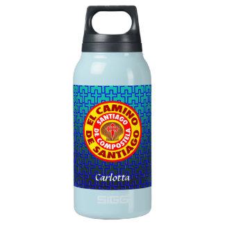 El Camino Deサンティアゴ 断熱ウォーターボトル
