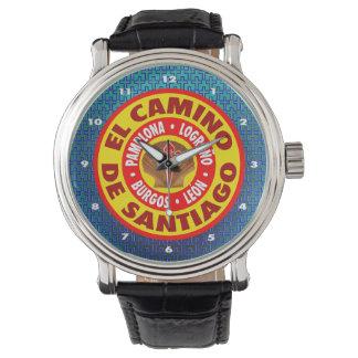 El Camino Deサンティアゴ 腕時計