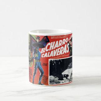 El Charro De Las Calaveras コーヒーマグカップ