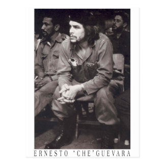 El Che Guevara ポストカード