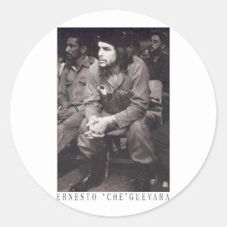 El Che Guevara ラウンドシール