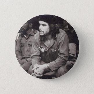 El Che Guevara 5.7cm 丸型バッジ