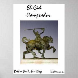 El Cid Campeador ポスター