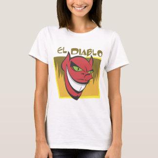 El Diabloの悪魔 Tシャツ