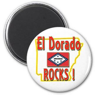 El Doradoの石! (赤) マグネット