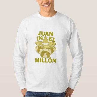 El Millonのファン Tシャツ