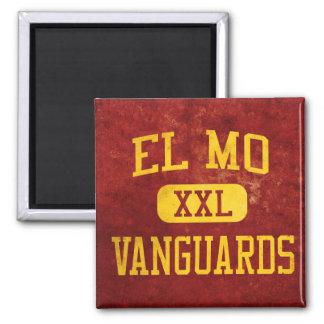 El Moの前衛の運動競技 マグネット