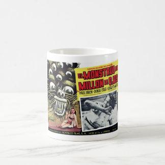 El Monstruo Del百万人のDe Ojos コーヒーマグカップ