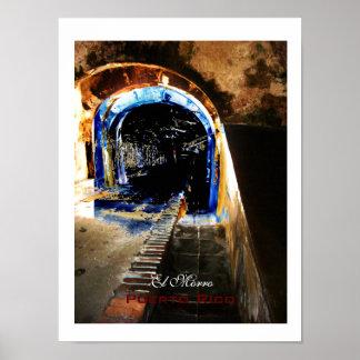El MorroのプエルトリコポスターPR225 ポスター