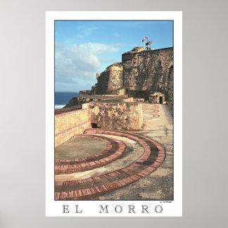 EL MORROプエルトリコポスター ポスター