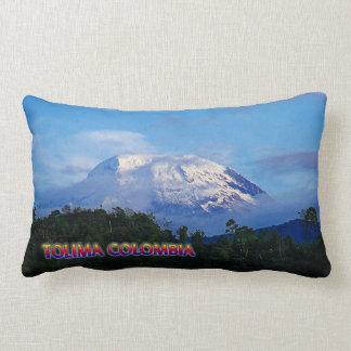 El Nevado del Tolima Lumbarの枕 ランバークッション