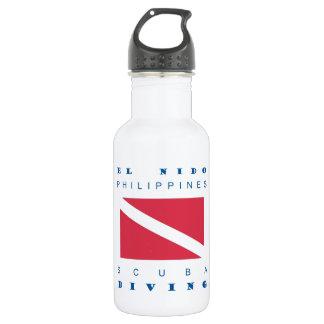 El Nidoフィリピン ウォーターボトル