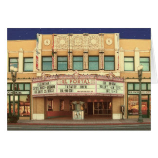 El Portelの劇場 カード