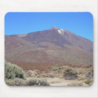 El Teideのカスタムのmousepad マウスパッド