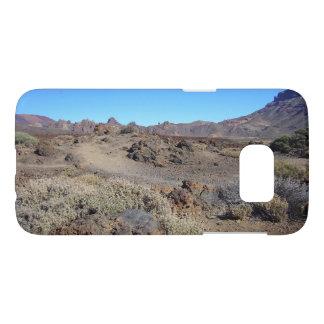 El Teideの電話箱 Samsung Galaxy S7 ケース