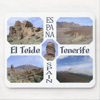 El Teideのmousepad マウスパッド