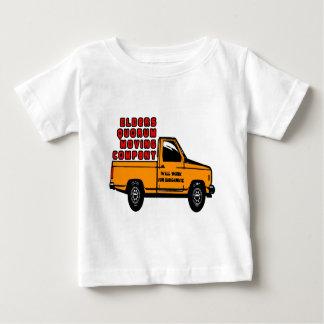 Elders Quorum Moving Company ベビーTシャツ