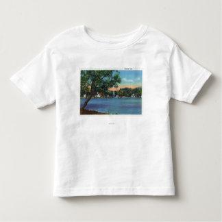 Eldridge公園の眺め トドラーTシャツ