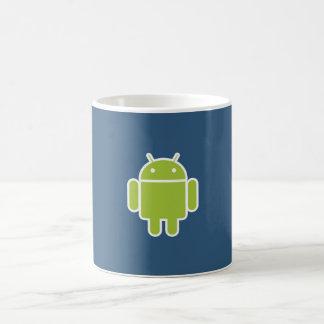 ElectroSky -アンドロイドm203155 コーヒーマグカップ