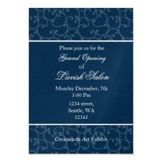 Elegant Corporate party Invitation カード